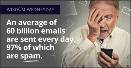 Wisdom Wednesday: Sifting Through Spam: Understanding The Dangers Of Junk Mail
