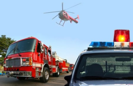 Ohio Fire & Police Hit By Ransomware